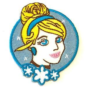 Other - Cinderella Patch iron on Disney Princess DIY Badge